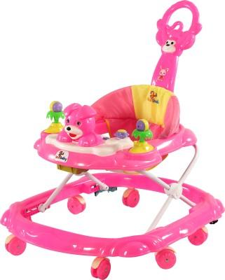 Sunbaby Teddy Walker (Pink)