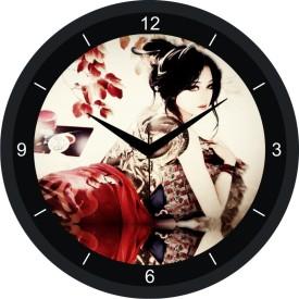 Regent Analog 28 cm Dia Wall Clock