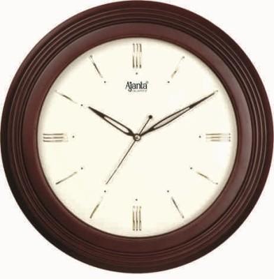 Ajanta 7197 Analog Wall Clock Price in India Buy Ajanta