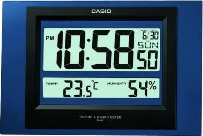 Casio ID 16 2DF Digital Wall Clock Price in India Buy