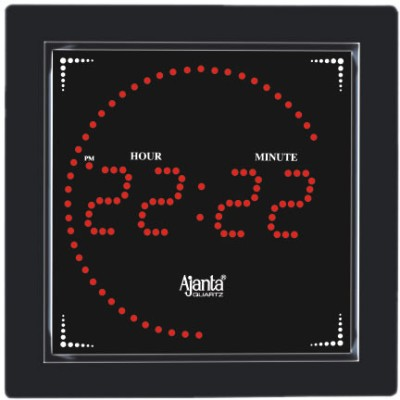 buy ajanta digital wall clock online flipkart watches
