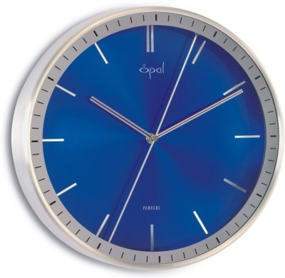opal double sided center second hand clock analog wall clock buy opal double sided center. Black Bedroom Furniture Sets. Home Design Ideas