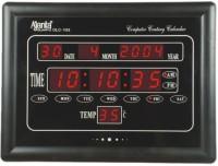 Ajanta OLC-103 Digtal Wall Clock (Black)