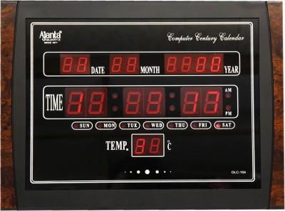 Ajanta Digital Wall Clock Available At Flipkart For Rs 1250