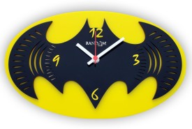 Random Analog Wall Clock