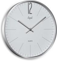 Opal Opal Designer - 5724 Analog Wall Clock (Silver)
