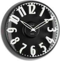 Opal Opal Designer - 5355WH Analog Wall Clock Black