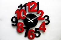 Panache Big Number Analog Wall Clock - Black - WCKEYJWZYG7JMNBK
