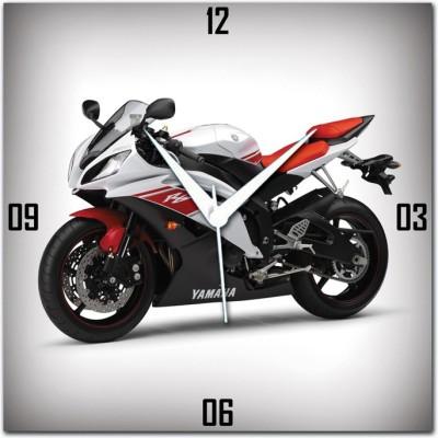 70 off on webplaza yamaha r6 analog wall clock multicolor for Yamaha sports plaza promo code