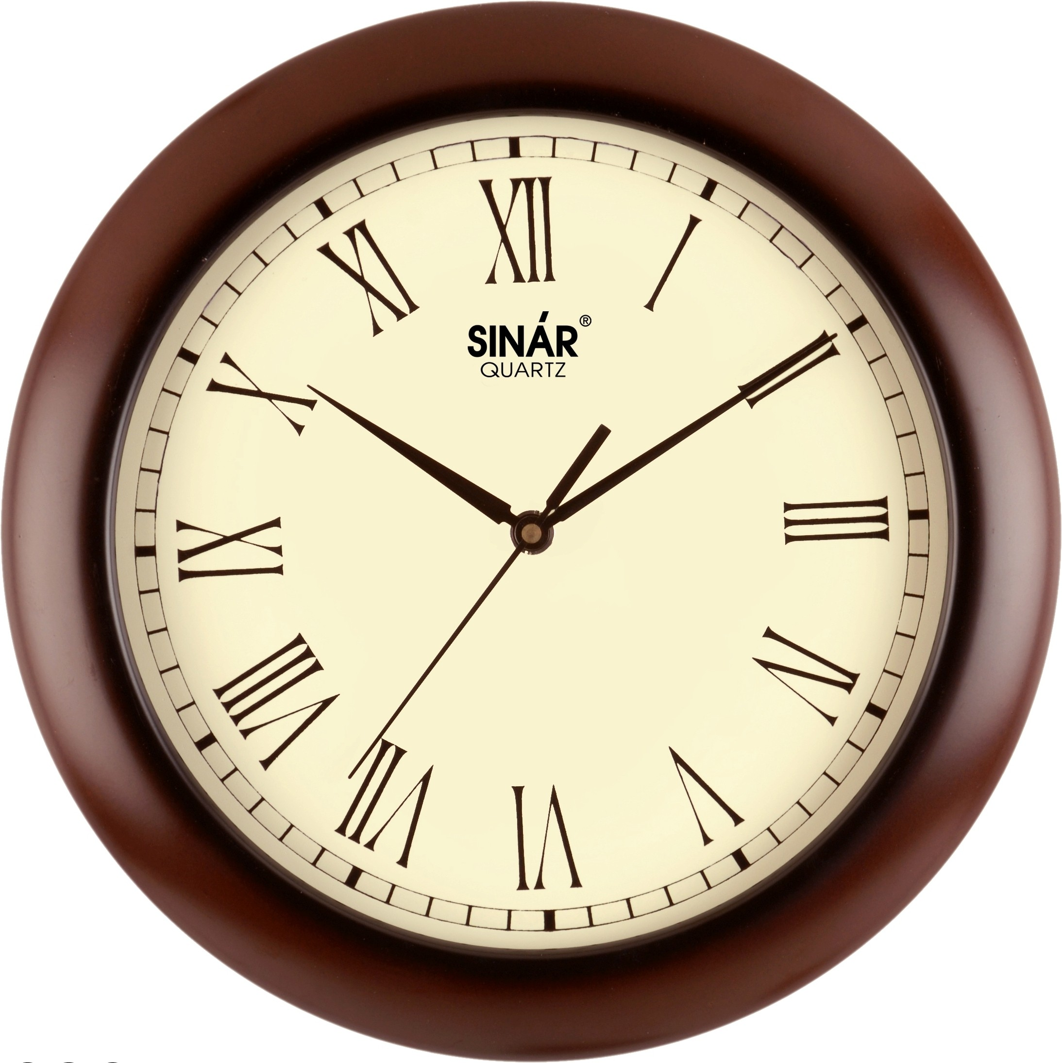 Sinar Analog Wall Clock Price In India Buy Sinar Analog