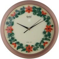 Ajanta Ajanta Victory Analog Wall Clock (White)