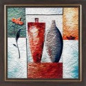WENS Multicolor Wall Painting - Multicolor
