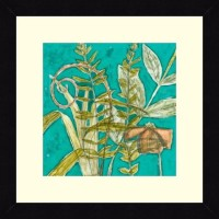 ART4U Melange I - Framed Print 16 Inch X 16 Inch (Multicolor)