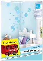 61c Wall Decorations 61c True Blue Dots