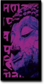 Mad(e) in India Buddha Wall Art Frame