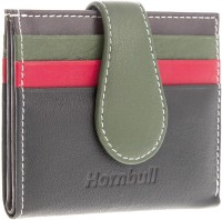 Hornbull Women, Men Casual, Formal Multicolor Genuine Leather Wallet 12 Card Slots