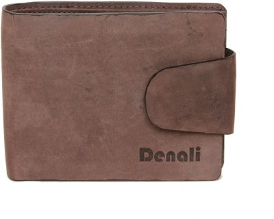 Denali Men, Boys Brown Genuine Leather Wallet