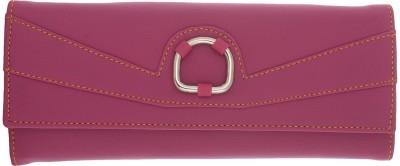 Cuddle Girls, Women Pink Fabric Wallet