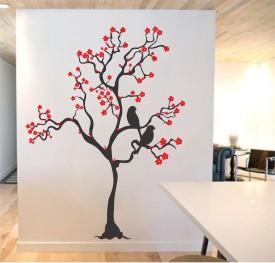 WALLNUTSCAFE Floral & Botanical Wallpaper
