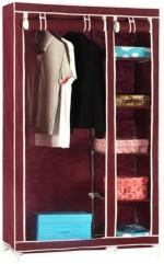 Pindia Metal Free Standing Wardrobe