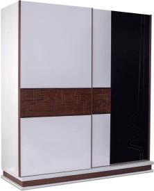 Nesta Furniture Ritm Engineered Wood Free Standing Wardrobe