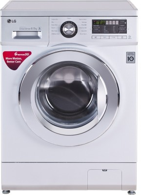 LG-6.5-kg-Fully-Automatic-Front-Load-Washing-Machine-Silver