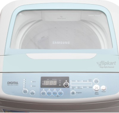 SAMSUNG Samsung WA62H3H3QRB/TL 6.2 Kg Automatic Washing Machine