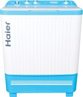 Haier XPB 72-714D 7.2 kg Semi Automatic Top Loading Washing Machine