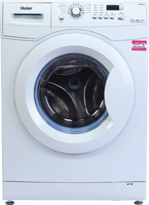 Haier 7 kg Fully Automatic Front Load Washing Machine Silver (HW 70 1279)