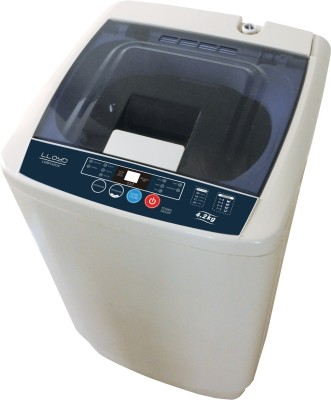 Lloyd 4.2 kg Fully Automatic Top Load Washing Machine (LWBY42UV)