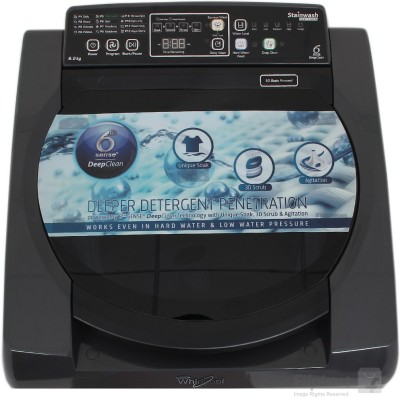 Whirlpool Stainwash Deep Clean 6.2 Kg Fully Automatic Washing Machine