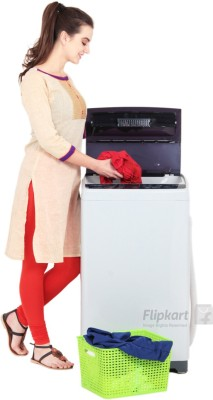 Haier 6 kg Fully Automatic Top Load Washing Machine (HWM 60-10)