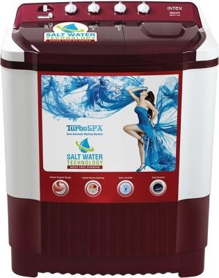 Intex 7.6 kg Semi Automatic Top Load Washing Machine (WMS76FT)