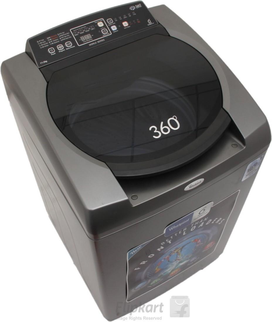 whirlpool washing machine lowest price