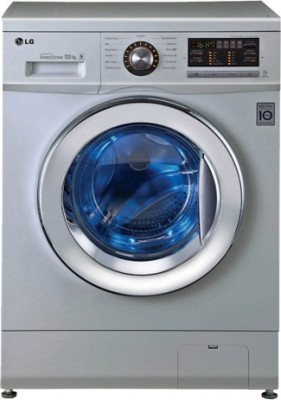 LG 7 kg Fully Automatic Front Load Washing Machine (FH296HDL24)