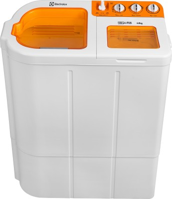Electrolux 6.8 kg Semi Automatic Top Load Washing Machine (ES68GPOL)