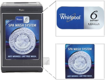 Whirlpool 6.5 kg Fully Automatic Top Load Washing Machine (WM Classic Plus 651S)