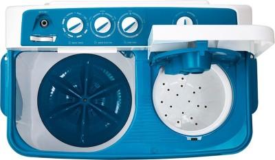 Hyundai 7.2 kg Semi Automatic Top Load Washing Machine (HYS72F)