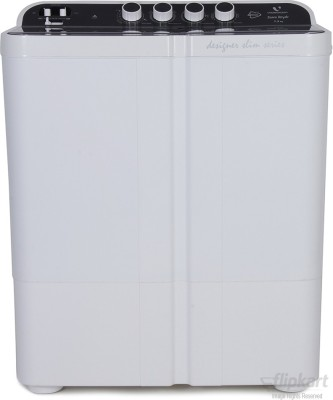 Videocon 7.5 kg Semi Automatic Top Load Washing Machine (Zaara Royale VS75Z11)