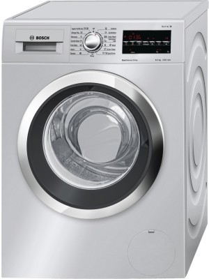 Bosch 8 kg Fully Automatic Front Load Washer Silver (WAT 24 468 IN)