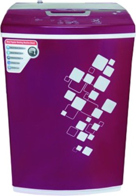 Videocon 5.5 kg Fully Automatic Top Loading Washing Machine (VT55H12)