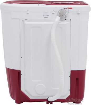 Whirlpool 6.5 kg Semi Automatic Top Load Washing Machine (SUPERB ATOM 65S)