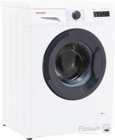 Sharp ES-FL63MD - B 6 kg Fully Automatic Front Loading Washing Machine
