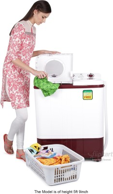 Videocon VS60B11 Typhoon Plus Semi-Automatic 6 kg Washing Machine