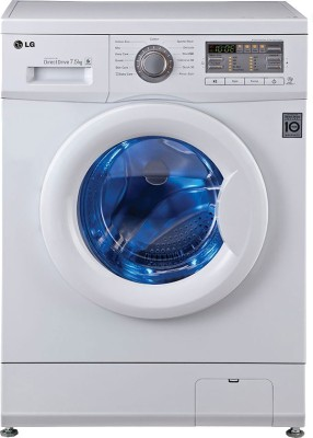 lg 5 5 kg fully automatic front load washing machine