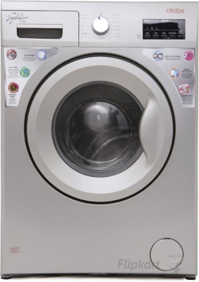 Onida-6-kg-Fully-Automatic-Front-Load-Washing-Machine-Silver