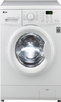LG F7091MDL2 5.5 kg Fully Automatic Front Loading Washing Machine