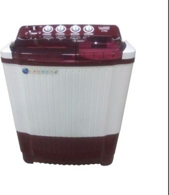 Lloyd 8 kg Semi Automatic Top Load Washing Machine (LWMS80BD)