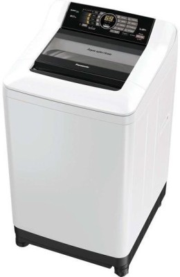 Panasonic 8 kg Semi Automatic Top Load Washing Machine White (NAF 80 A1 W01)