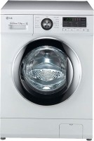 LG 7.5 kg Fully Automatic Front Load Washing Machine White